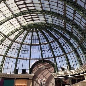 Atrium inside the Mall