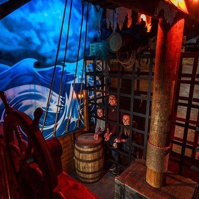 Can you Escape the Pirate Ship?