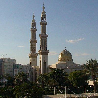 Большая мечеть Шарджи