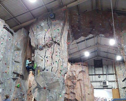 Granite Arch Climbing Center