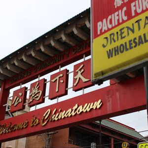 Welcome to Chinatown