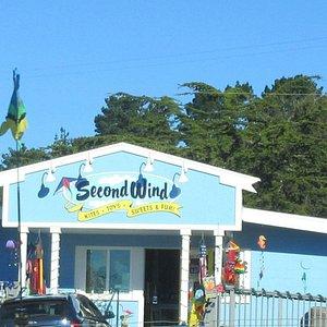 Second Wind, Bodega Bay, Ca