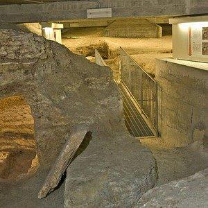 Necropoli Etrusca di Strozzacapponi