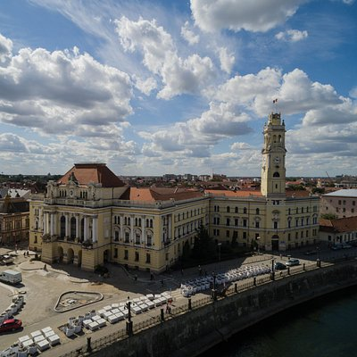 The City Hall Palace and Tower