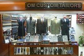 OM Custom Tailors Store