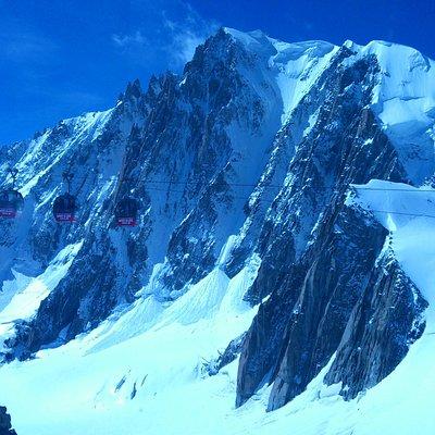Telecabine Panoramique Mont-Blanc
