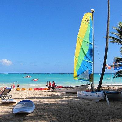 Pro Dive International Beach Location