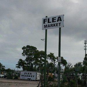 The Big Pine Key Flea Market