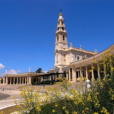 Basílica de Nossa Senhora do Rosário de Fátima   Portugal