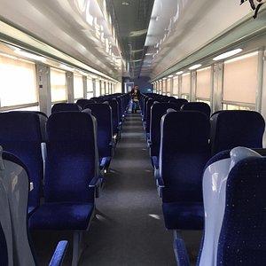 tren segunda clase de casablanca a fes