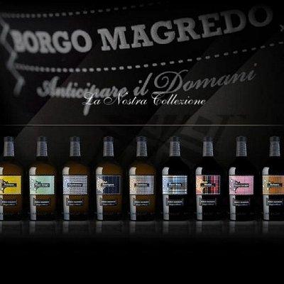 collezione Vini Borgo Magredo