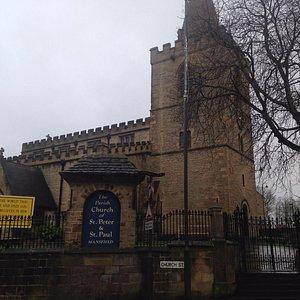 St Peter & St Paul Mansfield