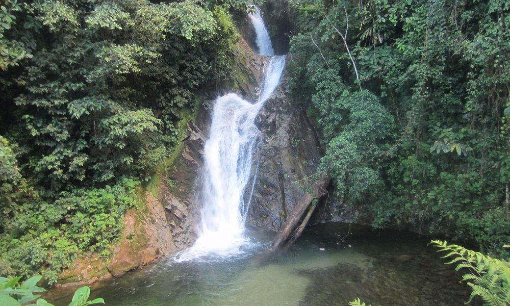 Catarata Cristal | Satipo - Junín- Perú | Selva Central | Turismo y Viajes | Y tú que planes?
