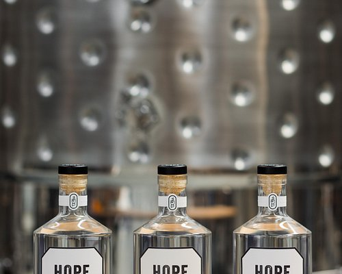 Hope on Hopkins gins