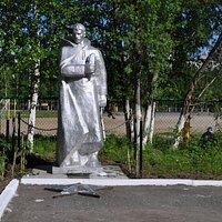 Памятник солдату-миротворцу