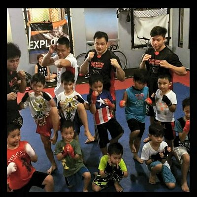 Muay Thai Class with Philippine Team Head Coach Billy Alumno