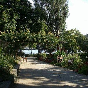 jardin des plantes Saint Nazaire