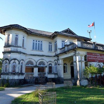 Sittway Buddhist Museum