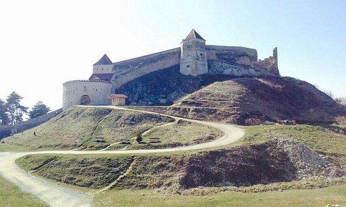 Cetatea Rasnov, March 2015