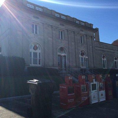 Cordele Post Office