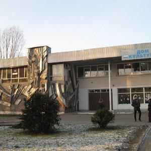 Музей находится в местном доме культуры