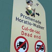 Promenade Horatio-Walker, Sainte-Pétronille-de-l'Ile-d'Orléans