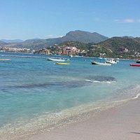 View of Playa Las Gatas