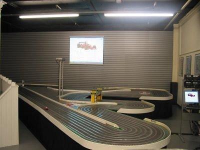 Scale Models Slot Racing