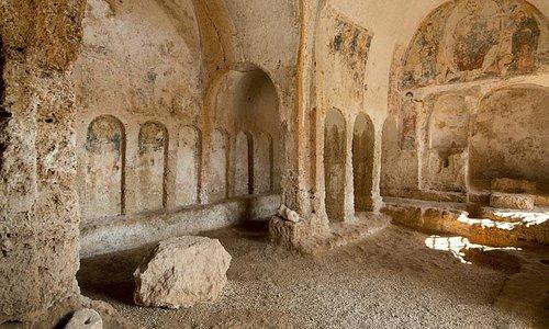 chiesa rupestre di Lama d'Antico