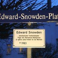 Dresden Edward Snowden Platz 2
