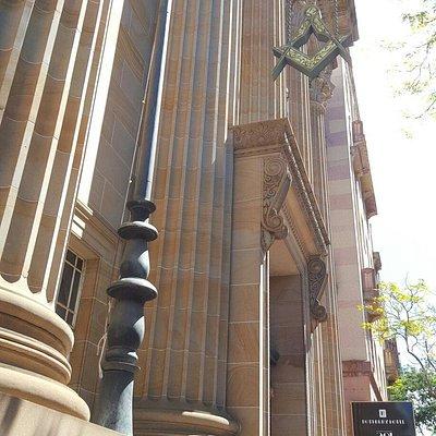 Brisbane Masonic Temple