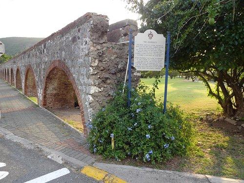 University of West Indies at MONA, aqueduct