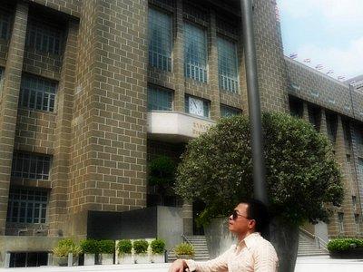 ไปรษณีย์กลาง ถนนเจริญกรุง เขตบางรัก กรุงเทพฯ