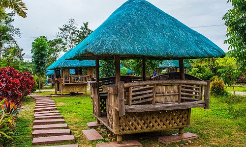 Huts for rent