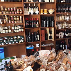 Some of our traditional products from Puglia. Enoteca Austero