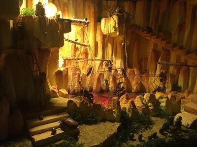 Weird bug diorama