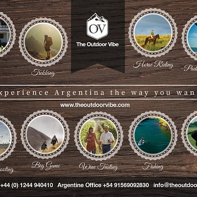 Outdoor Adventures in Argentina