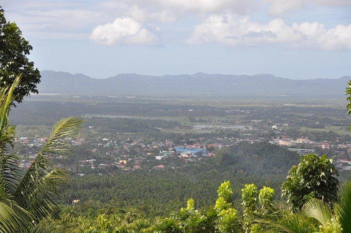 View of Iriga City from Inorogan