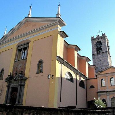 Chiesa SS Faustino e Giovita + oratorio ex cimitero