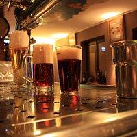 una birra alla birreria knix knox