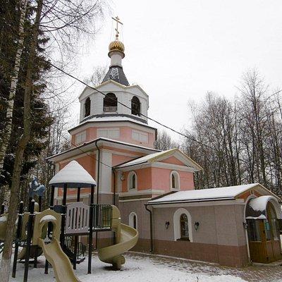 Храм Георгия Победоносца. Фирсановка