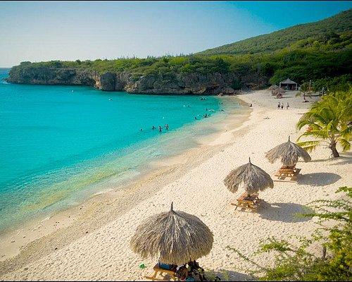 Strand Große Knip Curacao