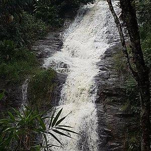 Cachoeira da FLONA de Passa Quatro