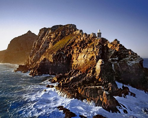 Cape Point, South Africa - One Point, a million points of view