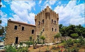 Tzanetakis tower, Gythio (Kranae islet)