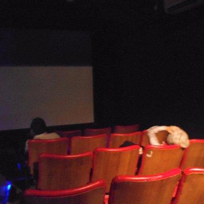Sala do cine