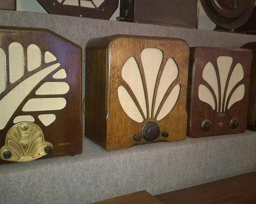 Mediumwave radios from the 1930s