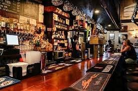 """A real """"pub""""..."""