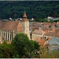 Brasov; The Black Church