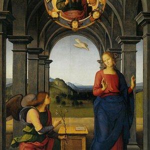 Quadro del Perugino